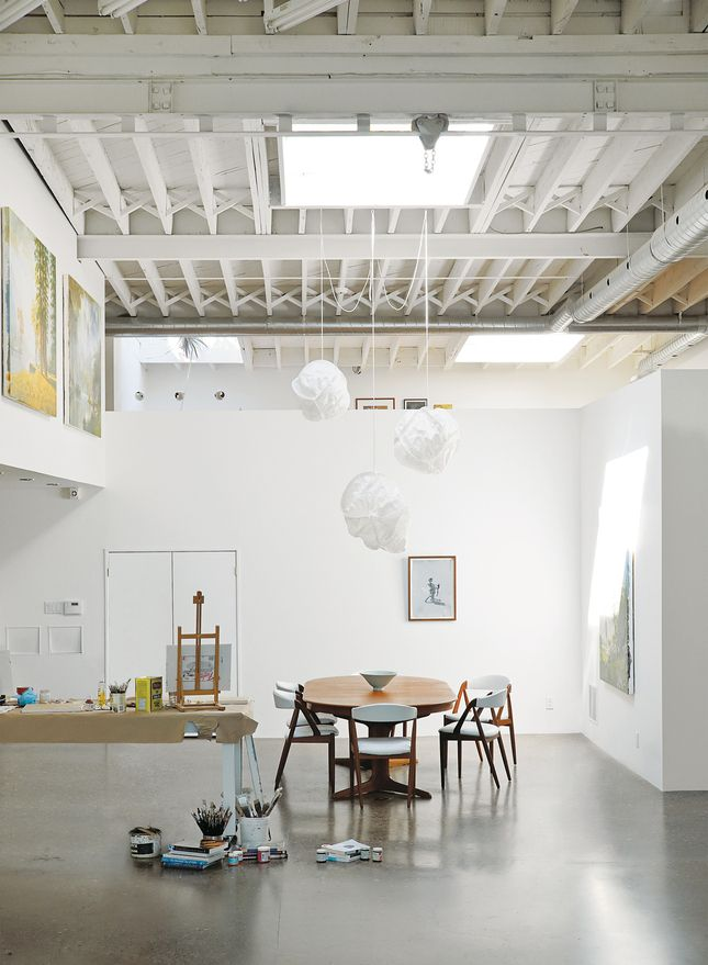 Artists Homes - Dwell
