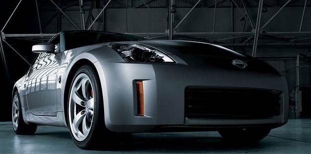 2008 Nissan 350Z, The 2007 Nissan 350Z, exterior, manufacturer