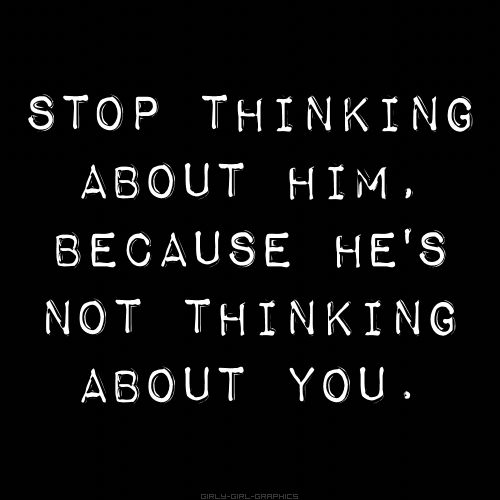 when stopped thinking needed boyfriend