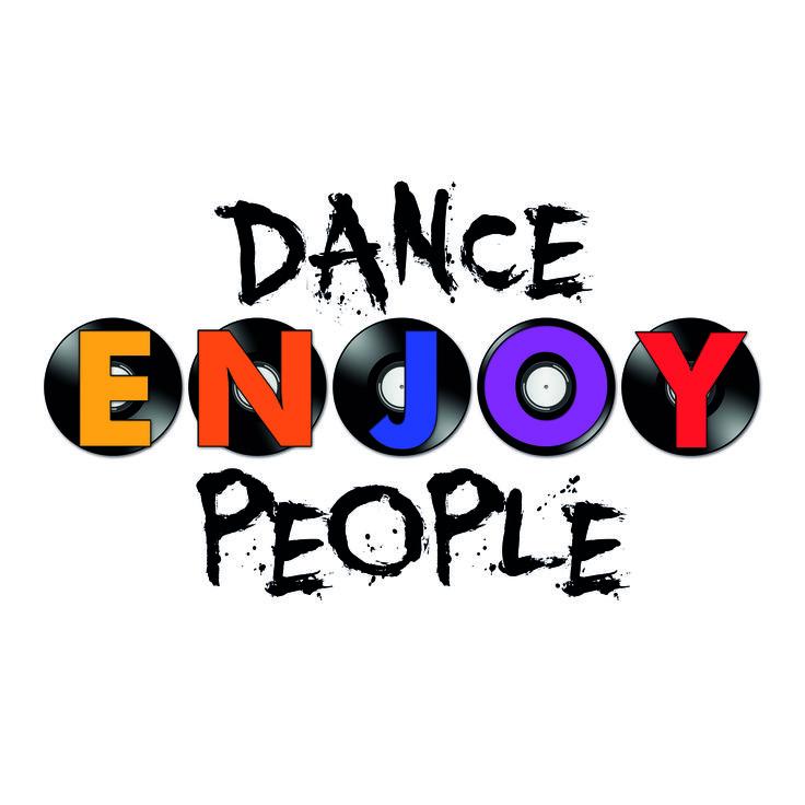 логотип для школы танцев ENJOY