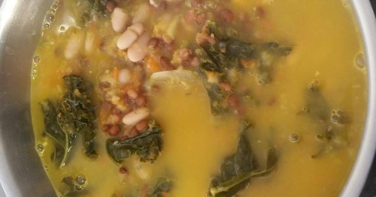 Tuscan Bean Soup (from 28 by Sam Wood)