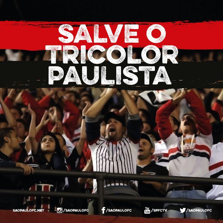 Salve o Tricolor Paulista...