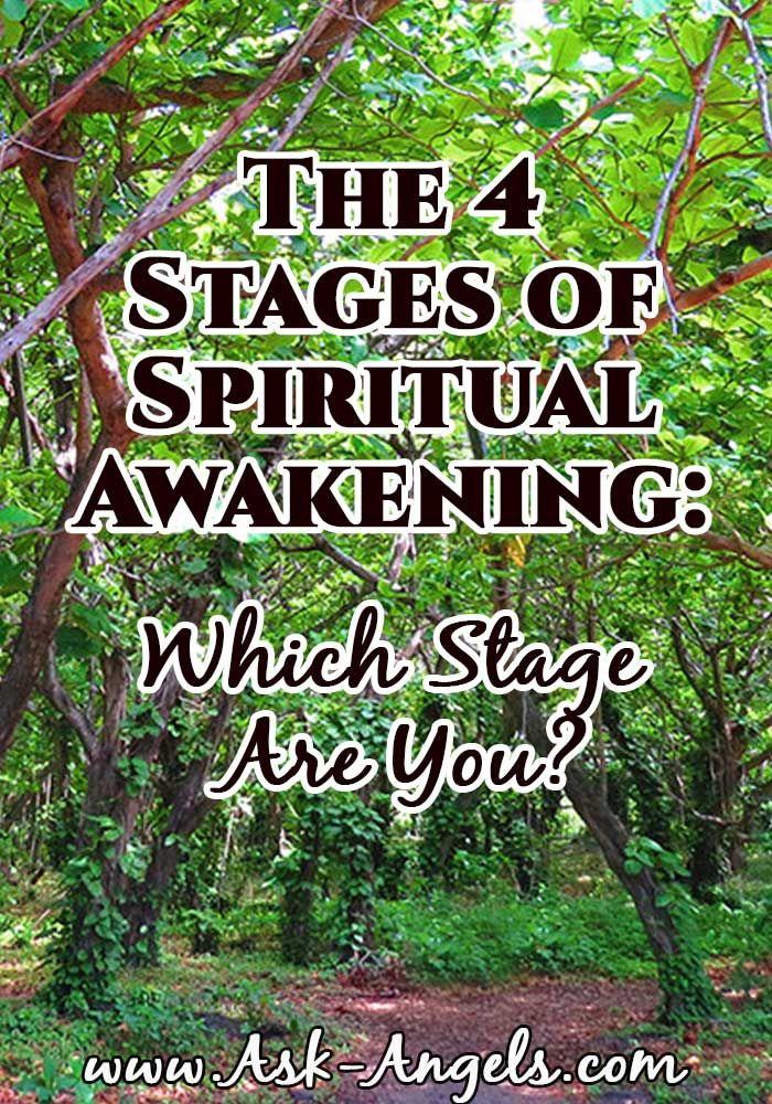 The 4 Stages of Spiritual Awakening: Which stage are you?  #spiritual #awakening