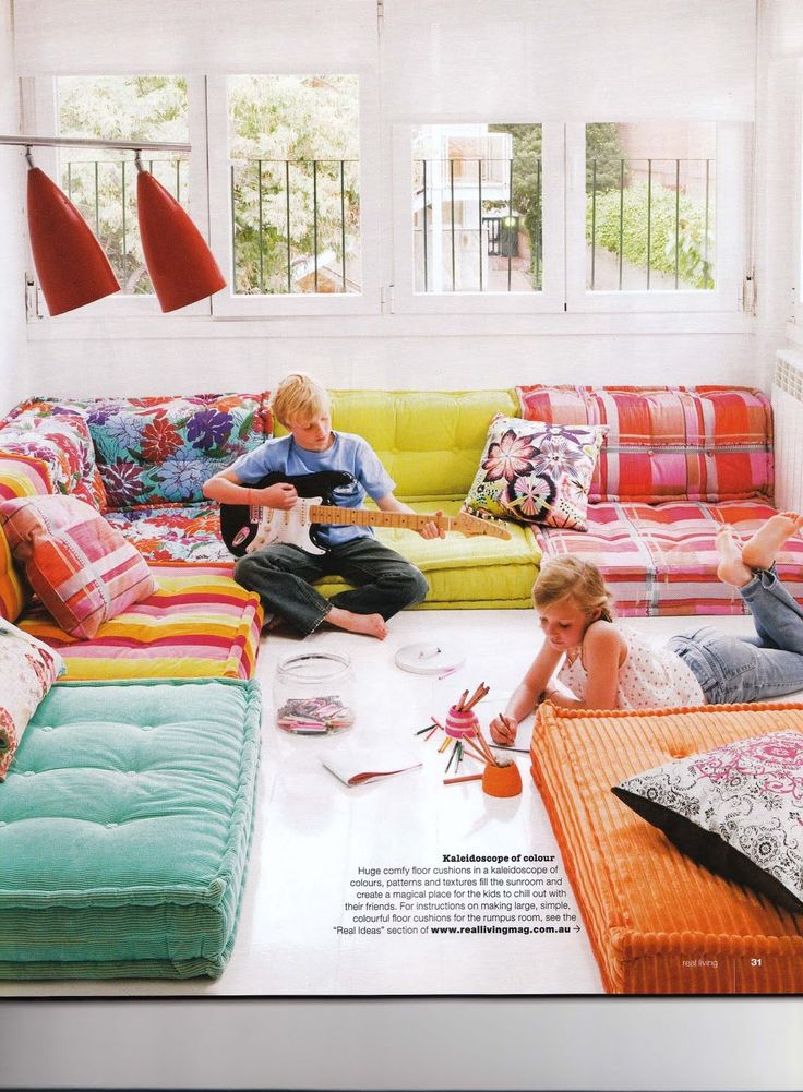 Living room is the most important room in any house. It is the place where we sit with our family