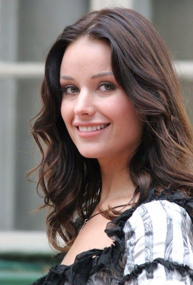 Oxana Fedorova without makeup.