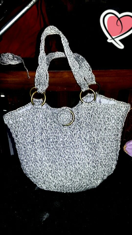 My fav crochet bag 😍