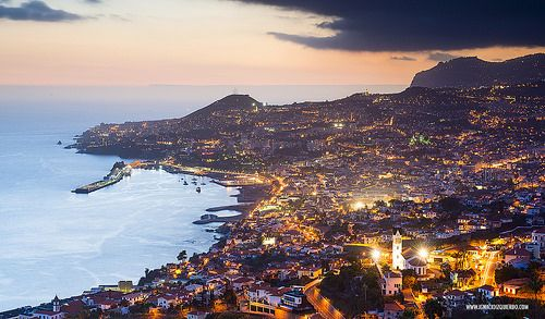Funchal Sunset 04 | Flickr - Photo Sharing!