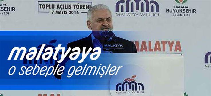 Cumhurbaşkanı Malatya'ya O Sebeple mi Geldi?