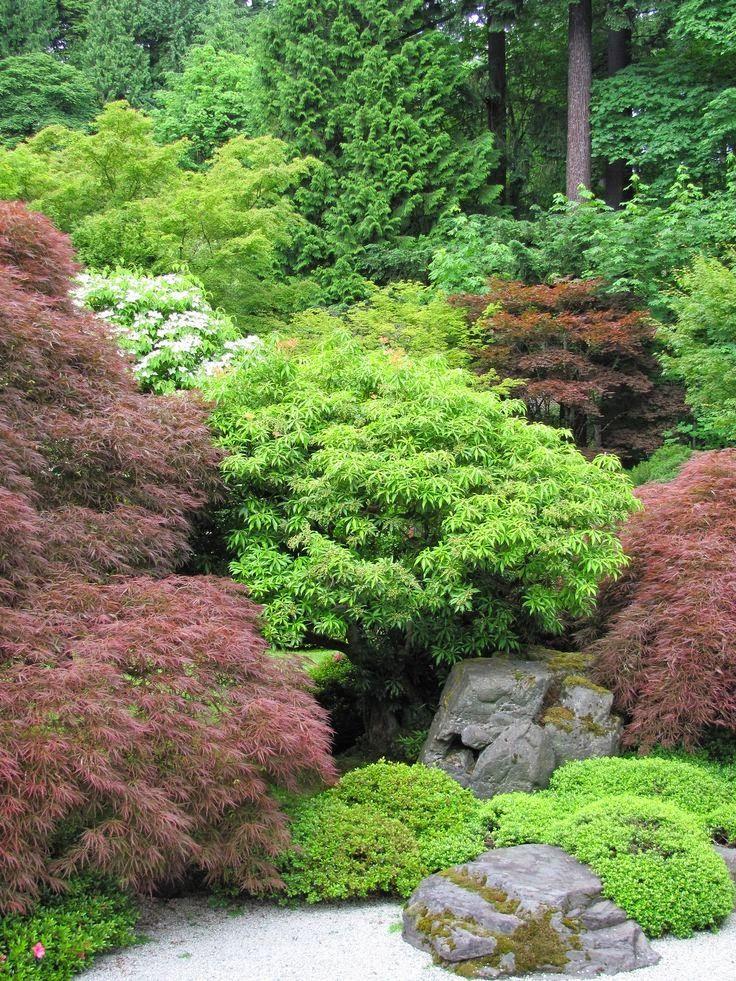 Japanese Portland Garden