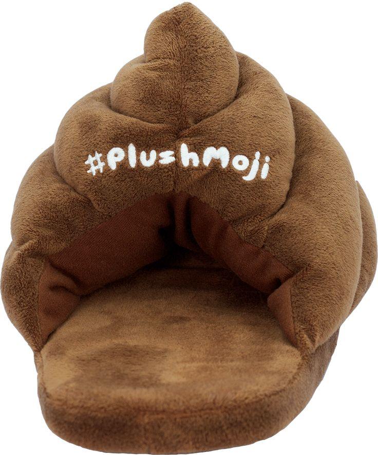 Emoji Pillows and Feetmoji slippers by #PLUSHMOJI ** Follow me on www.MommasBacon.com **