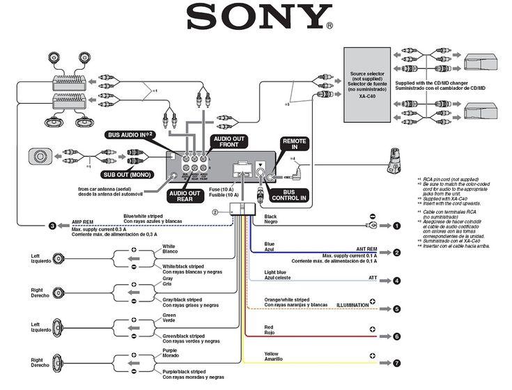 Car Audio Speaker Wiring Diagram Simple Wiring Diagram