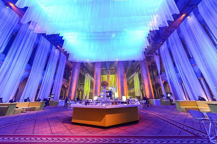 BizBash: White House Correspondents' Dinner 2014: Inside the Weekend's Biggest Events (2.0: The New Media Party)