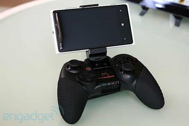 MOGA to support Kindle Fire and Windows Phone 8, $50 Pro controller slated for April 15th