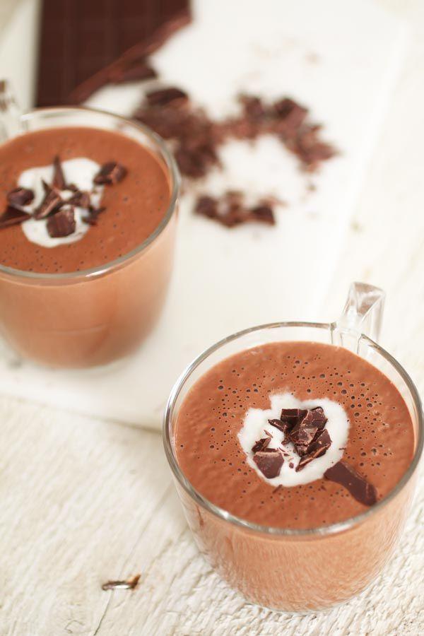 Cioccolata Calda Senza Zucchero è l'incredibile ricetta di un dolce da gustare come merenda o come coccola quotidiana.
