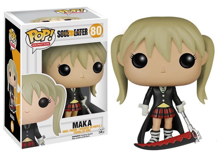 Pop! Animation: Soul Eater - Maka