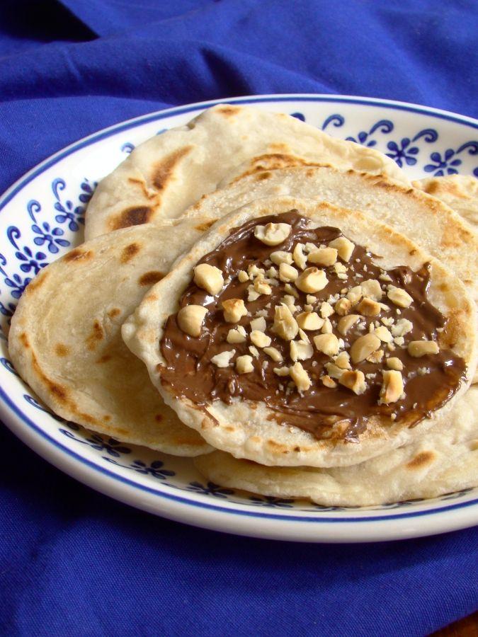 pancake della mongolia, i gambir