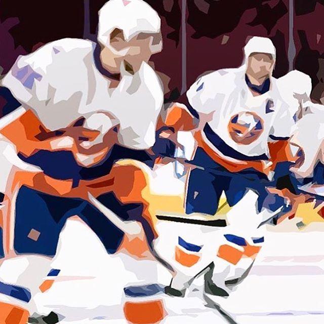 New York Islanders #nhl #hockey #playoffs #newyork #nhl2016 #playoffs2016 #icehockey #hockey #brooklyn #artwork #abstract #sport #sports #art #sportsart #illustration #sportfan #fan #drawing #painting #picture #hockeylife #hockeyseason #nyc #goalie #gameday #florida #msg #stanleycup