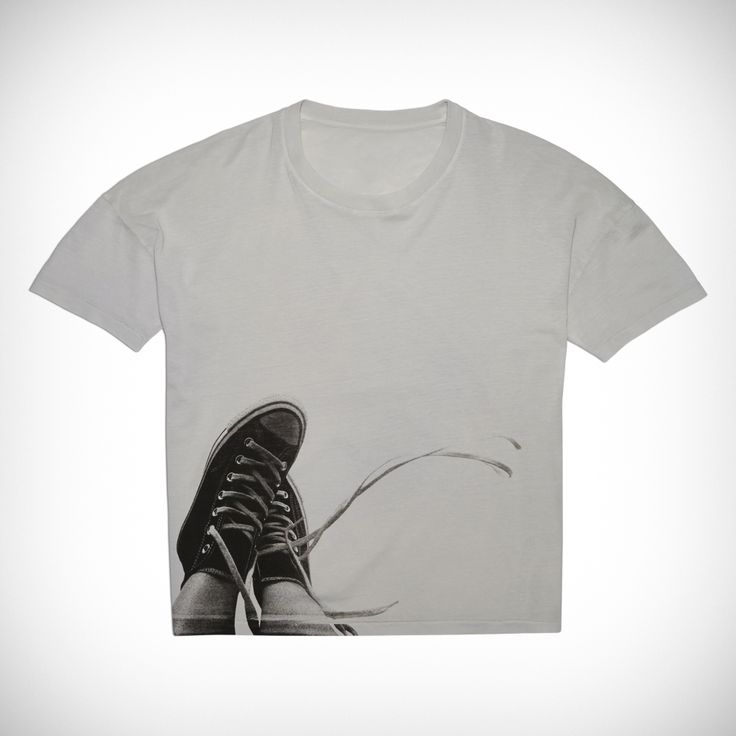 Womens Chuck Taylor Swing Tee Mouse mouse