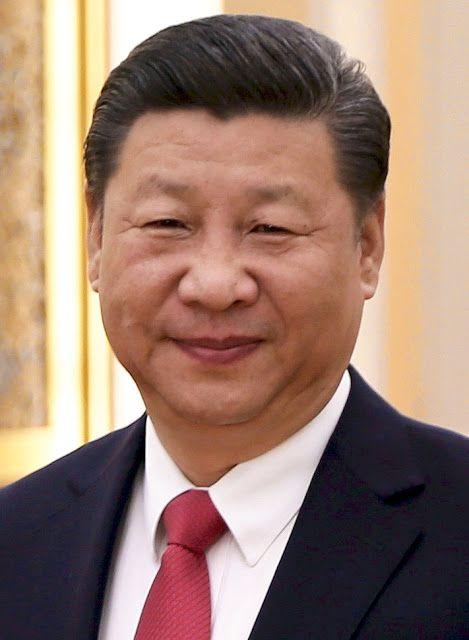 Kinas leder Xi Jinping tildeles Nobels Fredspris 2017