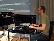 Andrew Sorensen @ Live.Code.Festival