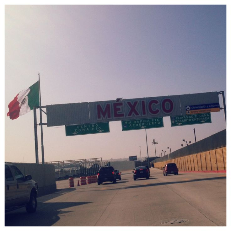 welcome to mexico road trip
