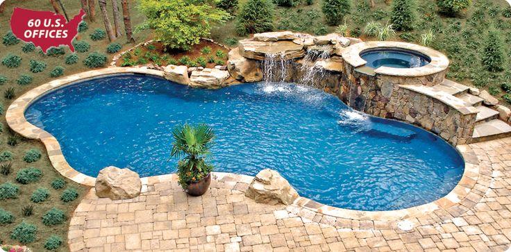 Charlotte Swimming Pool Builder | Blue Haven Pools
