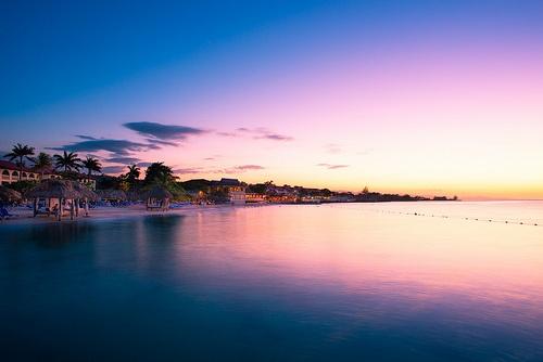 Montego Bay ~ Jamaica (photo by Andrew Davis, Burke, Virginia)....