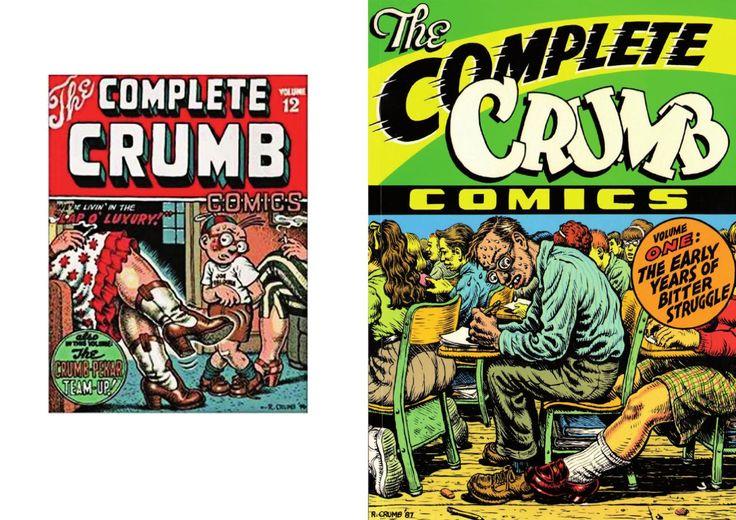 Robert Crumb  illustrations