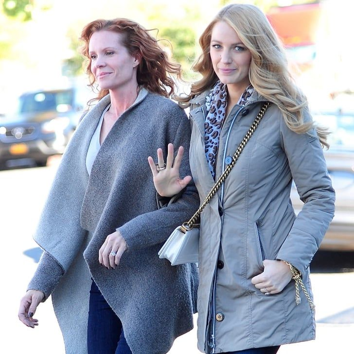 Blake Lively and Her Sister Robyn Step Out Arm in Arm in NYC