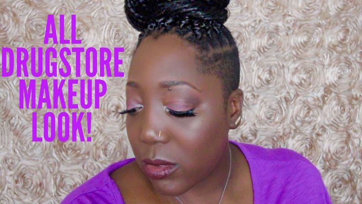 Drugstore Makeup Look, Drugstore makeup, Makeup, Drugstore Makeup Brands, Makeup for Dark Skin, Fall Drugstore Makeup, Makeup, Inexpensive makeup, Jana'e Michelle, This Curvy Girls Life