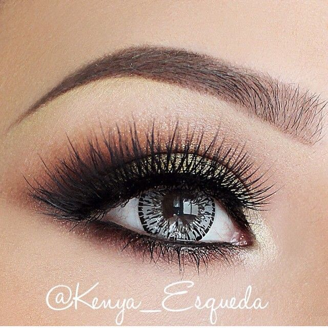 Elegance Gray Colored contacts - Just Style Me Boutique # ...