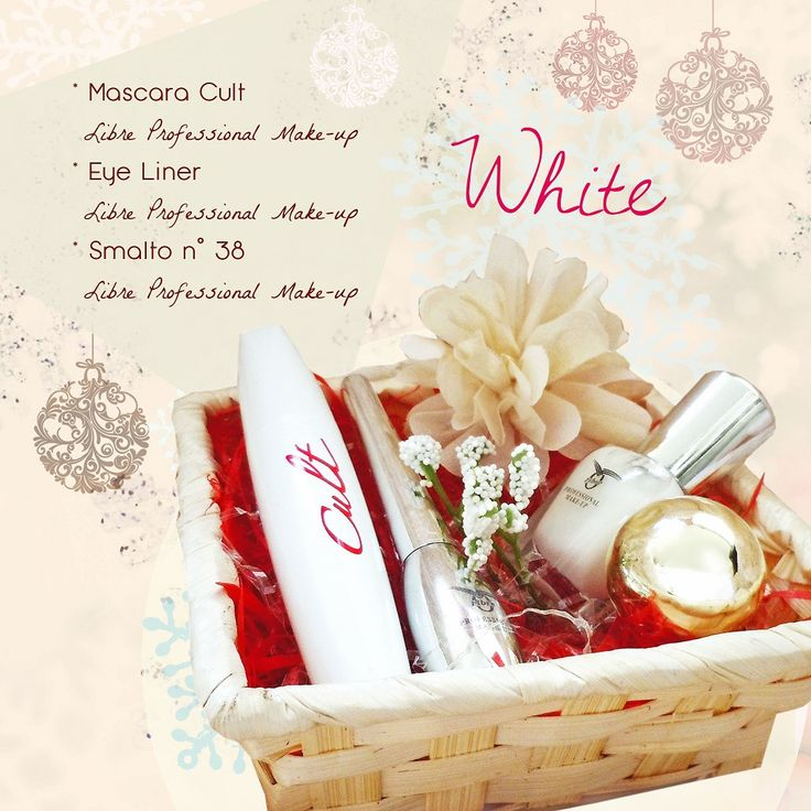 [Centro estetico Je m'Aime] IDEE REGALO Natale 2014. White. //search--> #beauty #christmas #gift #parma// *Facebook: www.facebook.com/JemAimeParma
