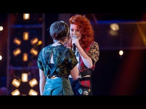 Anna Mcluckie Vs Jessica Steele: Battle Performance - The Voice UK 2014 ...