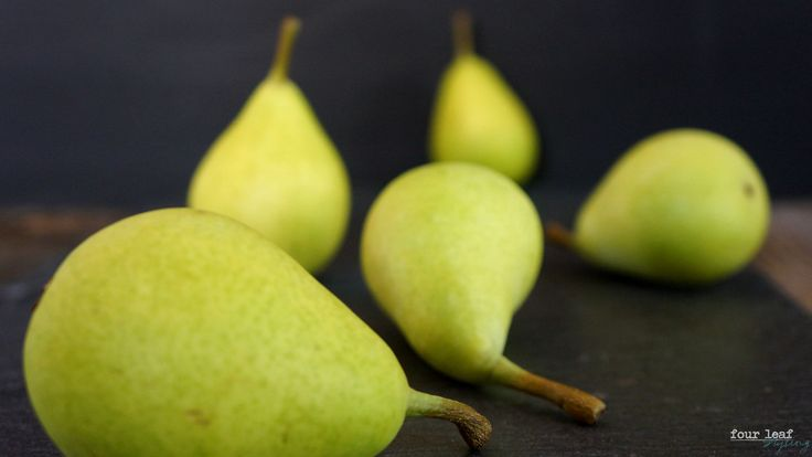 Summer pears | Four Leaf Styling