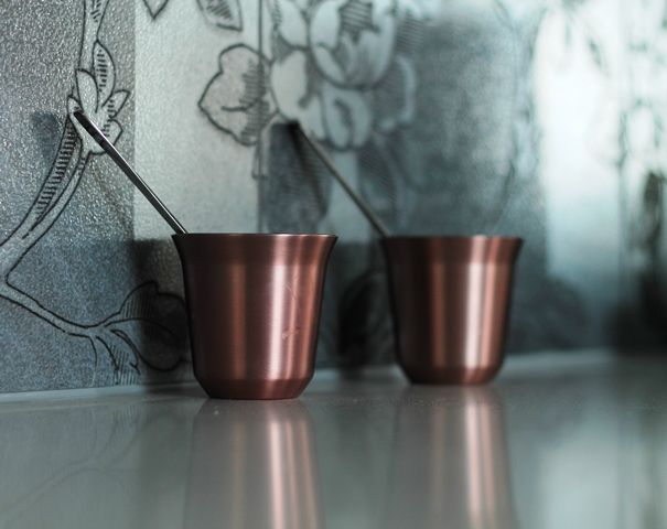 Drama queen likes Nespresso :) Pixie cups fit extremely well to this apartment.