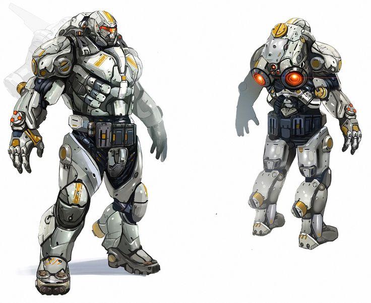 futuristic armor concept art | armor concept art Search Pictures Photos