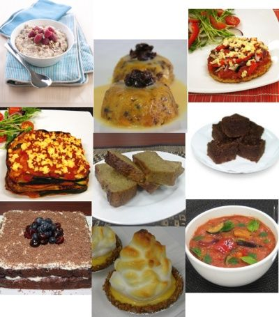 Here's some of our creations made from Tony Ferguson Shakes, Soups, Bars or Muesli - the ideas are endless! Pin yours! (Recipes at www.tonyferguson.com)