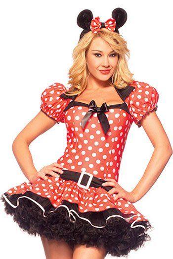 http://vestidosdefiestaweb.com/disfraz-de-minnie/ Disfraces para mujeres originales, divertidos, baratos, caseros, perfectos para Carnaval, Halloween u otra fiesta. ¡Conviértete en una auténtica Minnie Mouse! Hay vestidos y trajes muy económicos online con los que estarás fantástica.