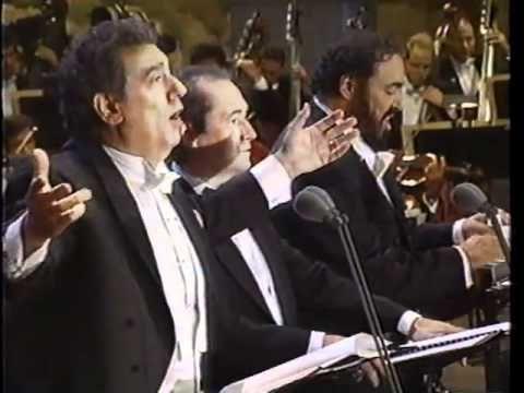 The 3 Tenors O Sole Mio 1994                                                                                                                                                                                 Más                                                                                                                                                                                 Más