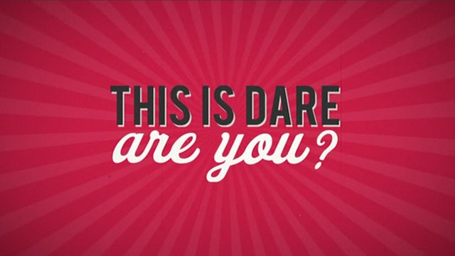This is Dare - are you? by Dare. An infographic to attract graduate students to apply for the Dare Grads Scheme.