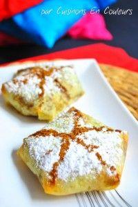 Pastilla de poulet aux amandes - Cuisinons En Couleurs