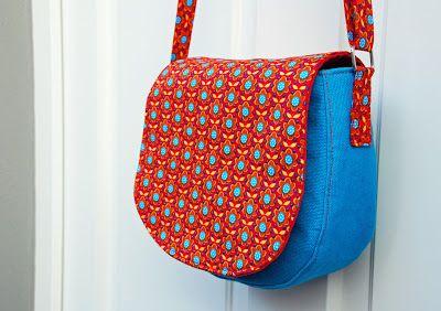 The Funch Shoulder Bag PDF Pattern