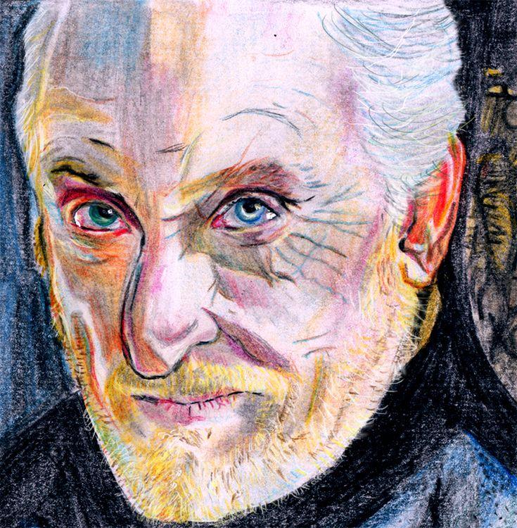 Tywin Lanister by Beatriz-Caetano.deviantart.com on @deviantART
