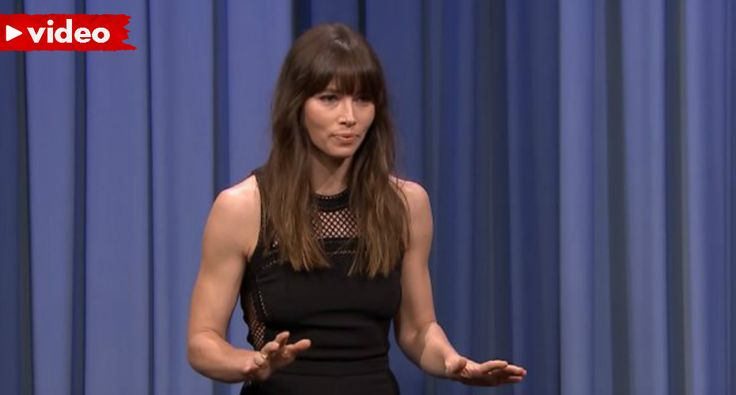 Jessica Biel Is a Charades Wiz Until It Comes To Husband Justin Timberlake's Songs