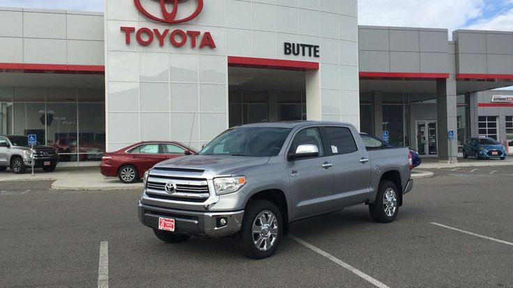 2016 toyota tundra crewmax 1794 edition butte montana call or text 406 593 0591 or visit