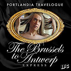 "Another must-listen from my #AudibleApp: ""FREE: Portlandia Travelogue: The Brussels to Antwerp Express"" by Fred Armisen, narrated by Candace Devereaux."