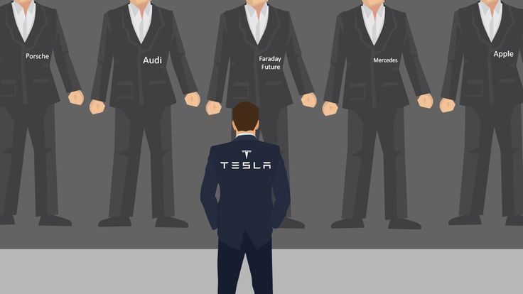 5 Automobile Manufacturers That Could End Tesla Motors Inc's (TSLA) Dominance In Electric Cars