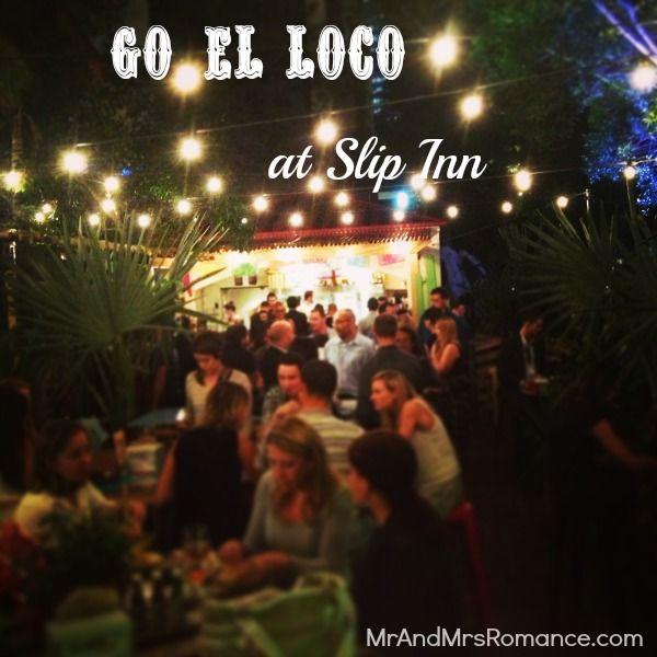 Mexican food in Sydney: El Loco at Slip Inn