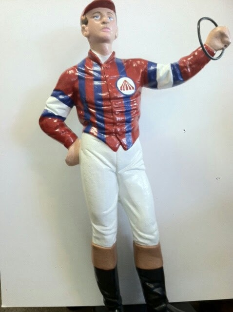 The silks are not registered but customer wanted this.