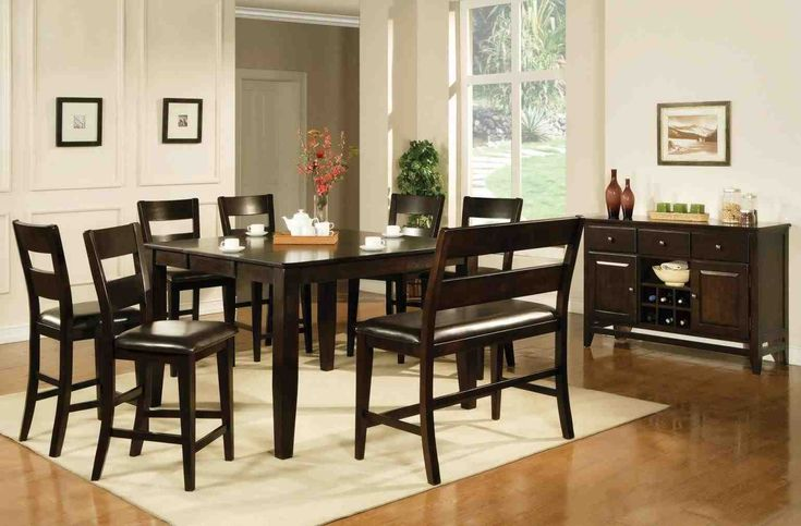 Wayside Dining Room Furniture: Best 25+ Tall Kitchen Table Ideas On Pinterest